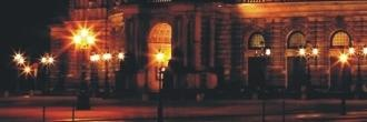 Silvesterfeier im Feldschlößchen-Stammhaus Dresden