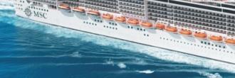 Mittelmeerkreuzfahrt