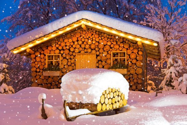 Silvesterurlaub im Schnee