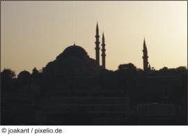 Silvester in Istanbul