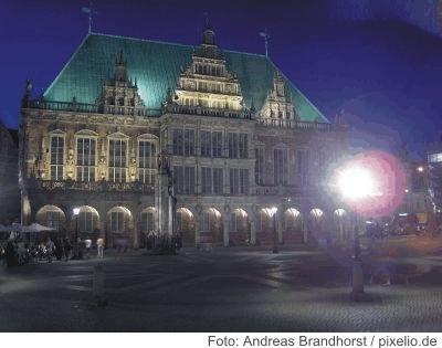 Silvester in Bremen