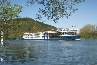 Flusskreuzfahrt mit TC Jewel