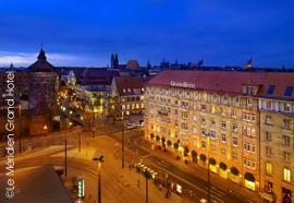 Silvester im Le Méridien Grand Hotel