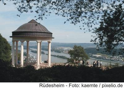 Silvester im Rheingau