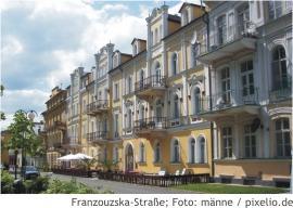 Kuraufenthalt Franzensbad