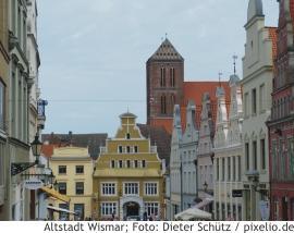 Silvesterangebot Hansestadt Wismar