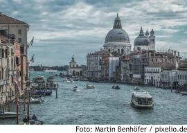 Silvesterreise nach Venedig