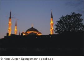Flugreise Silvester Istanbul