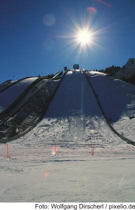 Olympiaschanze Garmisch Partenkirchen