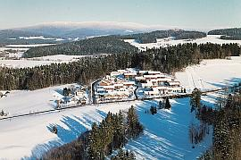 Hotelresort Reutmühle Vogelperspektive