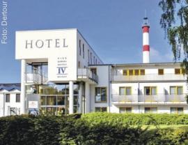 Silvester Resort Hotel Vier Jahreszeiten Zingst