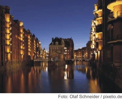 Silvester Hamburg