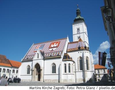 Zagreb - Altstadt