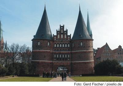 Silvesterreise in Lübeck