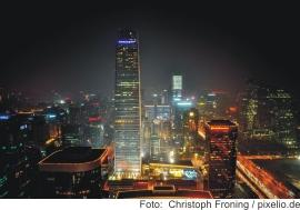 Silvesterreise nach Peking