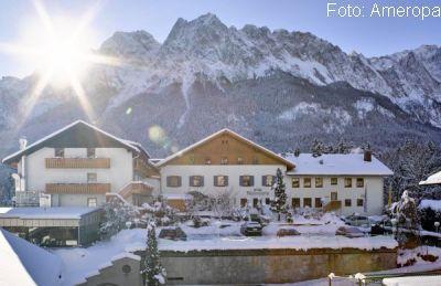 Alpenhotel Waxenstein in Grainau