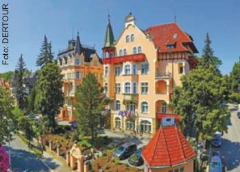 Silvester in Karlsbad