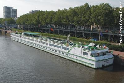 Silvester auf der Seine
