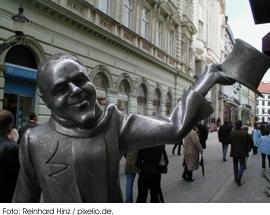 Der schöne Ignaz in Bratislava