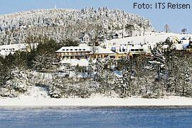 Silvester Hotel Seeblick