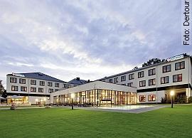 Silvester a-ja Bad Saarow. Das Resort.