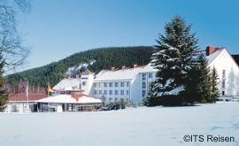 Silvester Thüringen Luisenthal Waldhotel