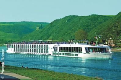 Donaufahrt MS Ariana